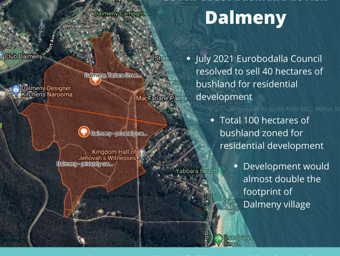 Dalmeny: The idea of a development approved 40 years ago with no new scrutiny is absurd