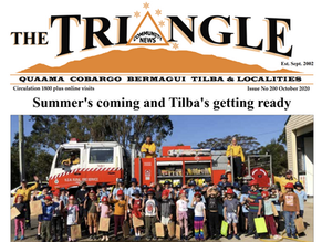 October edition of The Triangle OUT NOW