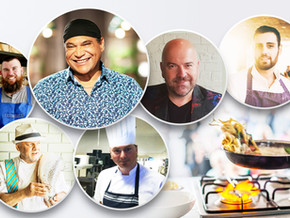 Leading chefs line up for Oyster Festival