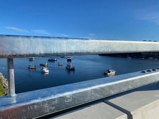 UPDATE: Batemans Bay Bridge opening - as at 7:00pm March 29th 2021
