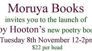 Joy Hooton Literary Lunch
