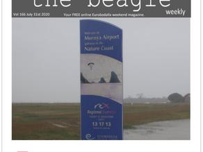 Beagle Weekender of July 31st 2020