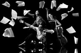 SCMS presents Acacia Quartet - Nov 13th