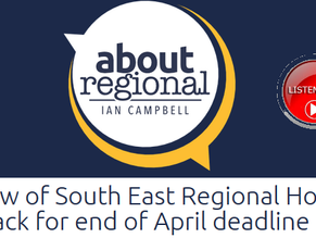 Review of South East Regional Hospital on track for end of April deadline