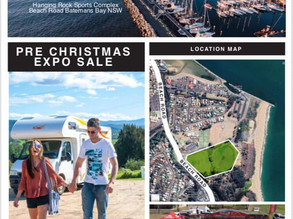 Camping Expo proposed for BBay in Dec 2019