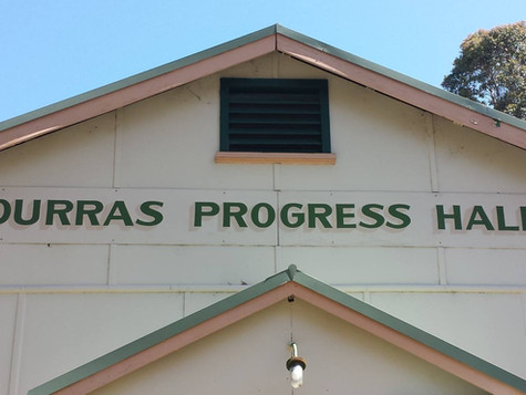 Durras Community Association - General Meeting - Sat 21 August at 4pm