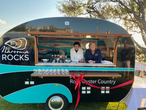 Narooma Rocks launches New Oyster Van