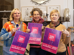 2021 River of Art poster launched