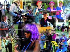 Narooma fills with music this Saturday