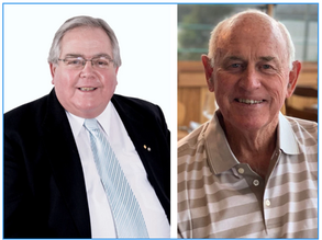 Vale: Two of Council's finest