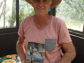 Syd Mackenzie's Book Launch in Moruya May 31st