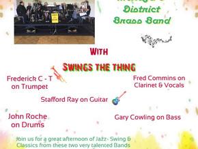 Jazz and Classics in  Moruya May 2nd