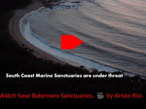 Saturday Nov 21st:  Community comes together to Save Batemans Marine Sanctuaries