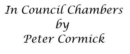 In Council Chambers - Dec 17th