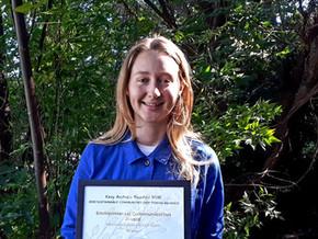 Environmental initiative wins legendary award