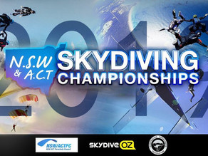 2019 NSW & ACT State Skydiving Championships at Moruya Oct 5th to 7th