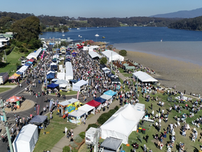 2021 Narooma Oyster Festival A Sold-Out Success