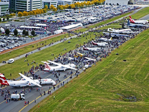 Canberra Airport Open Day April 8th