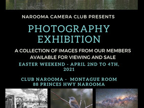 Narooma Photography Easter exhibition