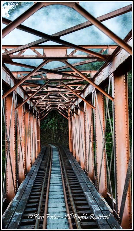 Rail Bridge Strahan