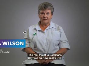 Lisa Wilson of Batemans Bay Hospital wins Excellence in Nursing and Midwifery Award