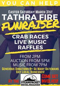 Tathra Fund Raisers this weeke...