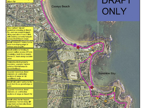Will you be affected by the proposed Batemans Bay coastal walking trail
