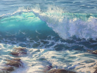 Pastel Seascape Workshop And Half Day Demonstration 15th & 16th June