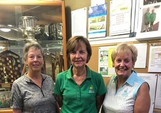 Tuross Head Ladies Golf - Results 30 March