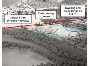 Draft Plan records history of Mackay Park lands
