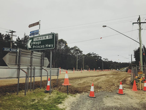 Tomakin intersection delays for next five weeks