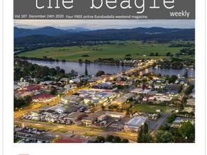 Beagle Weekender of December 24th 2020