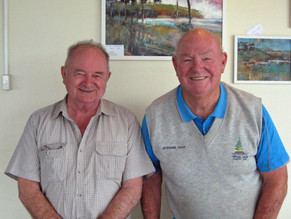 Terry Lunn takes out Vets Stroke Event at Tuross Head