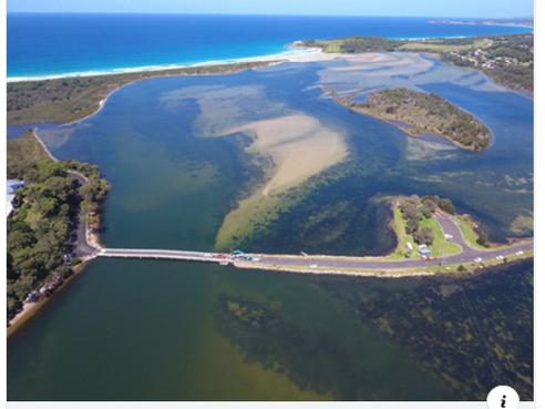 Wallaga Lake Bridge repairs POSTPONED