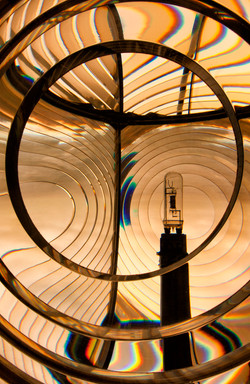 Green Cape Light by Brian Gunter - Silve