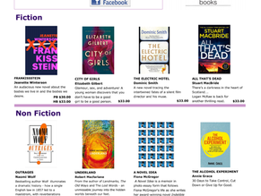 Moruya Bookshop June newsletter