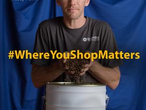 Mathew Hatcher: Coffee Roaster and Local Hero