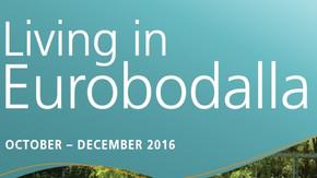 """Living In Eurobodalla"" out now"