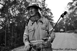 B Set -Typical Aussie Firefighter - Bronwyn Anne - Silver