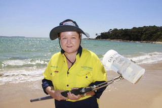 Beachwatch testing resumes