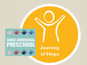Mogo Aboriginal Preschools Journey of hope after dual crises.