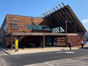 Eden Welcome Centre Opens