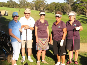 Tuross Head Golf March 2017 program