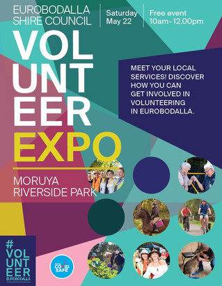 Been thinking about volunteering?