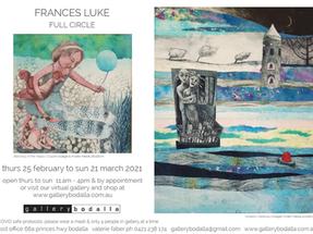 Gallery Bodalla presents: Frances Luke