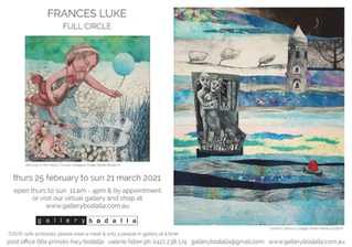 Gallery Bodalla presents: Frances Luke