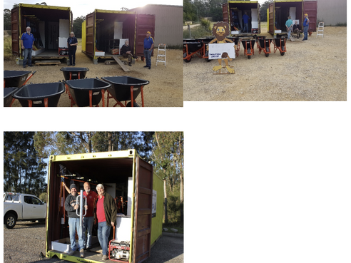 Lions Tool Library Now At Bermagui