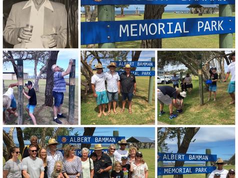 Albert Bamman remembered