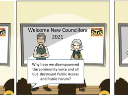 Councilors: Better off without them if they continue to fail to communicate