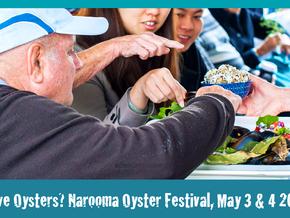 Narooma Oyster Festival program